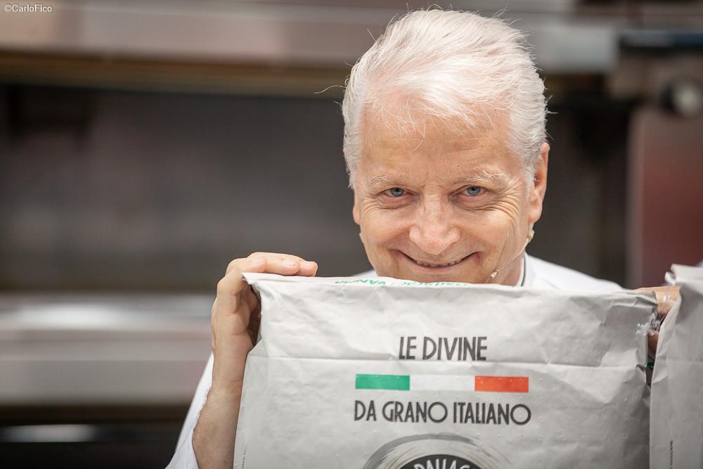 Iginio Massari e LeDivine (Credits @Carlo Fico)