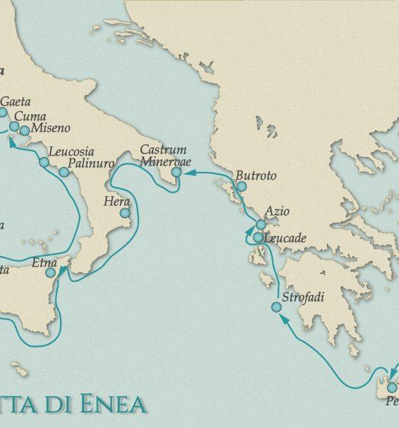 La Rotta di Enea